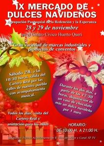 CARTEL MERCADO DULCES 2015