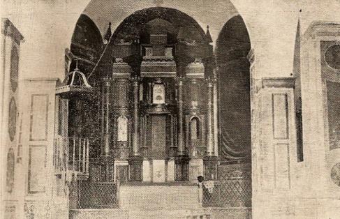 iglesia saqueos