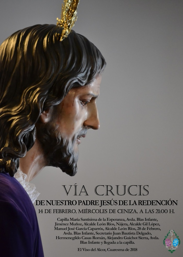 Cartel via-crucis